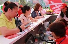 Ra mắt kênh mua-bán trực tuyến du lịch của VITM Hanoi 2016