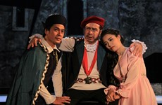 """Nhà hát Kịch Việt Nam mang """"Hamlet"""" sang Singapore lưu diễn"""