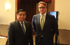 Chủ đầu tư The Grand Hồ Tràm cam kết hỗ trợ phát triển du lịch Việt