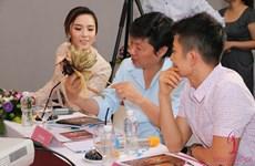 Chung kết thi thiết kế quốc phục cho đại diện Miss Universe Việt Nam