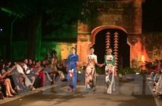 Lễ hội áo dài Việt trong lịch sử Thủ đô nghìn năm văn hiến