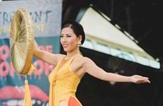 Miss Grand International: Nguyễn Thị Loan lọt top 3 trang phục dân tộc