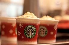 Starbucks ra mắt nhiều sản phẩm độc đáo cho mùa Giáng Sinh