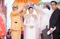[Photo] Toàn cảnh lễ sắc phong danh hiệu Công chúa cho Lý Nhã Kỳ