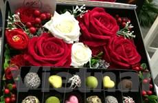 """Trải nghiệm """"Tiệc yêu"""" Valentine ngập sắc hoa tại thủ đô Hà Nội"""