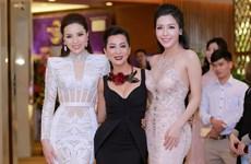 Hai người đẹp Kỳ Duyên cùng đồng hành Hoa hậu Biển Việt Nam toàn cầu