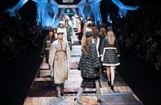 Công Trí tiếp tục mở màn Tuần thời trang quốc tế Xuân Hè 2018