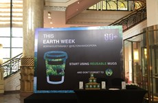 Mua cốc sứ thân thiện môi trường có cơ hội nghỉ miễn phí tại Hilton