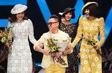 'Bóng dáng' huyền thoại thời trang Pháp trên sàn diễn Việt Nam