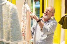 Cựu Tổng Giám đốc Jean Paul Gautier thăm showroom Nguyễn Công Trí