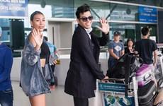 Hai đại diện Việt Nam sang Mỹ trình diễn tuần thời trang quốc tế