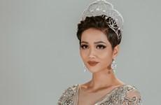 Hé lộ hậu trường chuẩn bị cuộc thi Hoa hậu Hoàn vũ của H'Hen Niê