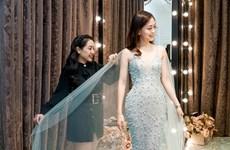 Á hậu Phương Nga đầy quyến rũ trước ngày thi Miss Grand International