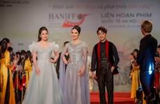 Ngắm thời trang của dàn 'sao' Việt ở Liên hoan phim quốc tế Hà Nội