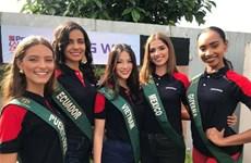 Phương Khánh bị sốt cao trước thềm chung kết Miss Earth 2018