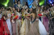 Chia sẻ đầu tiên của Phương Khánh sau đêm đăng quang Miss Earth