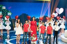 Hoa hậu Đỗ Mỹ Linh cùng các em nhỏ bệnh tim viết tiếp những giấc mơ…