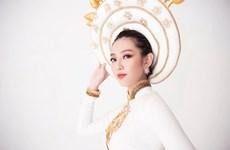 Miss International: Thùy Tiên lọt top 8 do Missosology bình chọn