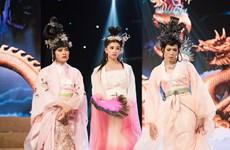 Hé lộ hình ảnh Hoa hậu Tiểu Vy diễn xuất trong Táo Xuân Kỷ Hợi