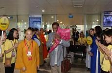 Đoàn đại biểu quốc tế đã đến Việt Nam dự Đại lễ Phật đản Vesak 2019