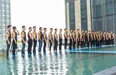Hàng trăm 'nam thần 6 múi' đổ về dự tuyển Mister Việt Nam 2019