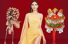 Những trang phục dân tộc ấn tượng vòng tuyển chọn cho Miss Universe