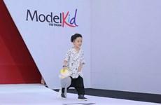 Model Kid Vietnam: 'Thiên thần nhí' gây ấn tượng với huấn luyện viên