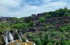 [Video] Ngôi làng cổ hơn 2.000 năm trên dãy núi Sùng Sơn huyền bí