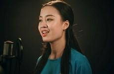 Thí sinh Miss World Việt Nam cất tiếng hát lan tỏa lòng nhân ái