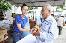Miss World Việt Nam: 'Phiên chợ tử tế' của những tấm lòng nhân ái