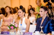 H'Hen Niê cùng 'Hành trình tìm kiếm trái tim dũng cảm' đến Hà Nội