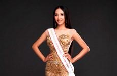 Người đẹp Thu Hiền được cử thi Hoa hậu châu Á-Thái Bình Dương