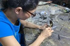 [Video] Đồng Xâm: Diện mạo mới ở làng chạm bạc nức tiếng 600 năm