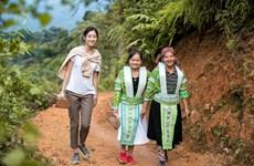 [Photo] Dự án nhân ái 'nặng ký' của Hoa hậu Lương Thùy Linh