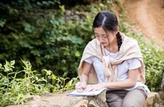 Xúc động thư viết tay kêu gọi cộng đồng của Hoa hậu Lương Thùy Linh