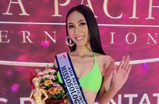 Người đẹp Thu Hiền được bình chọn nhiều nhất trên trang Missosology