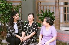 Á hậu Kiều Loan lan tỏa thông điệp đầy xúc động về hòa bình