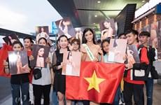 Kiều Loan chính thức lên đường 'chinh chiến' Miss Grand International