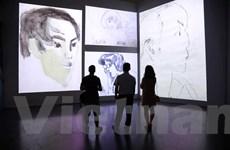 [Video] Gần 200 tác phẩm Bùi Xuân Phái 'sống lại' nhờ Trí tuệ nhân tạo
