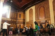 [Video] Hòa nhạc 'Âm thanh Hà Nội': Khi truyền thống kết hợp đương đại
