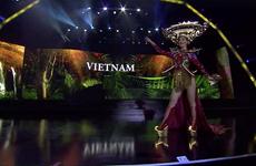 Miss Grand International: Kiều Loan nói về sự cố phần thi quốc phục