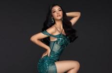 Kiều Loan sụt 3 kg trước thềm chung kết Miss Grand International