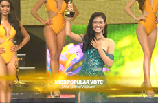 Kiều Loan 'ngược dòng' tiến thẳng vào top 10 Miss Grand International