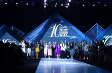 Chính thức khai mạc Tuần lễ Thời trang quốc tế Việt Nam Thu Đông 2019