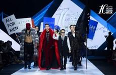 Bộ sưu tập thời trang Thu Đông giúp phái mạnh ''phá bỏ mọi giới hạn''