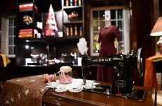 Khách sạn Metropole Hà Nội: Giáng sinh phong cách ''Haute Couture''