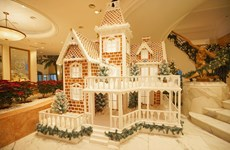 Hà Nội: Nhiều chương trình đặc sắc đón Giáng sinh tại các khách sạn