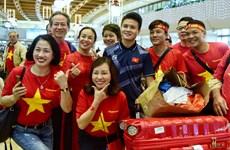 Lữ hành sớm tung các tour đồng hành cùng đội tuyển U23 Việt Nam