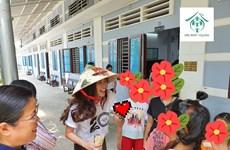 [Photo] Hoa hậu Khánh Vân cùng đồng hành bảo vệ trẻ em bị xâm hại