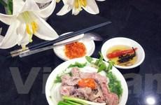 [Photo] Phở bò: Món ăn tinh túy giúp Việt Nam vang danh thế giới